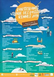 Affiche Participants-Village-des-Possibles-Ren-2019
